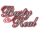 Busty and Real logo